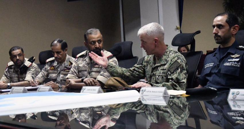 المنامة تستضيف اجتماع عسكري أمريكي – خليجي رفيع المستوى