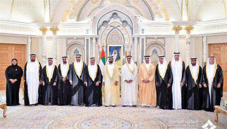 أمام محمد بن راشد.. عدد من سفراء الدولة الجدد يؤدون اليمين القانونية
