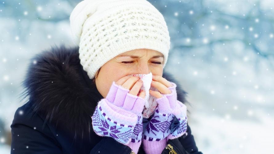 كيف تحمي نفسك من الإنفلونزا خلال الشتاء؟