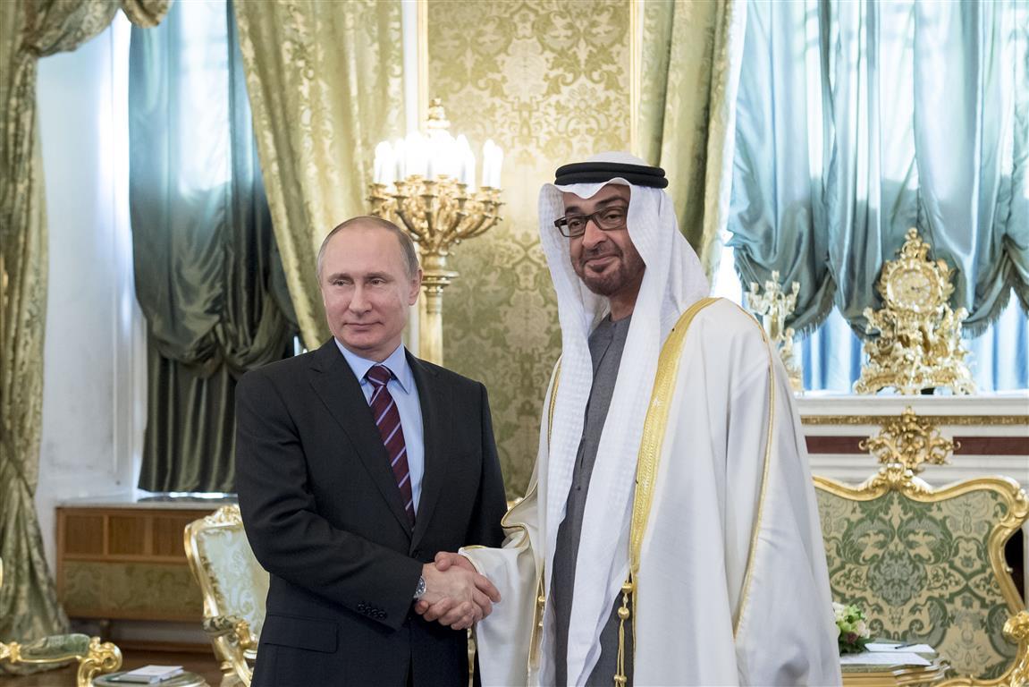 ذا أتلنتك:  روسيا تمد يدها للإسلام السلمي بمساعدة الإمارات