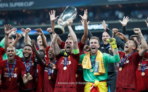 ليفربول يهزم تشلسي ويتوج بكأس السوبر الأوروبي للمرة الرابعة في تاريخه