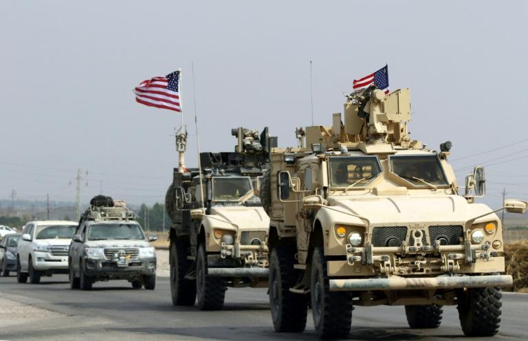 قوات أميركية تصل قاعدة عسكرية في العراق بعد مغادرتها سوريا