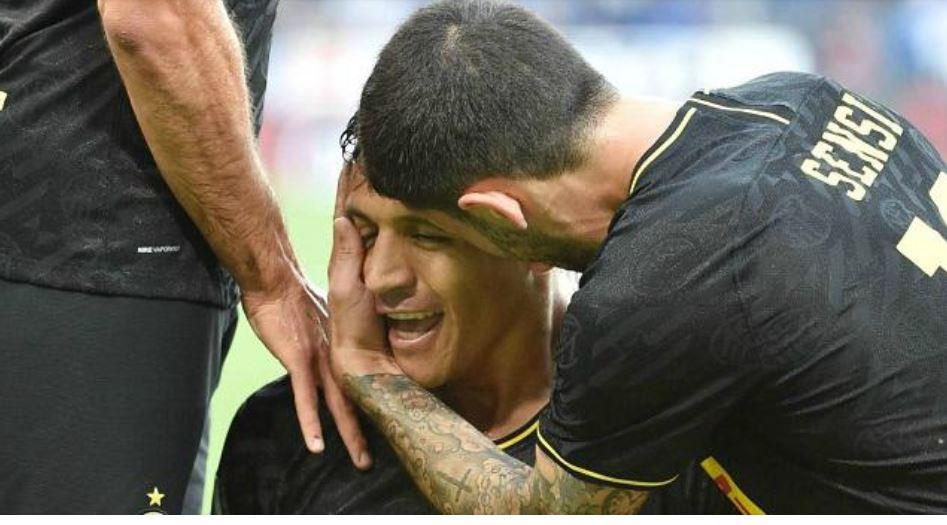 إنتر ميلان يتلقى ضربة موجعة من تشيلي في الدوري الإيطالي
