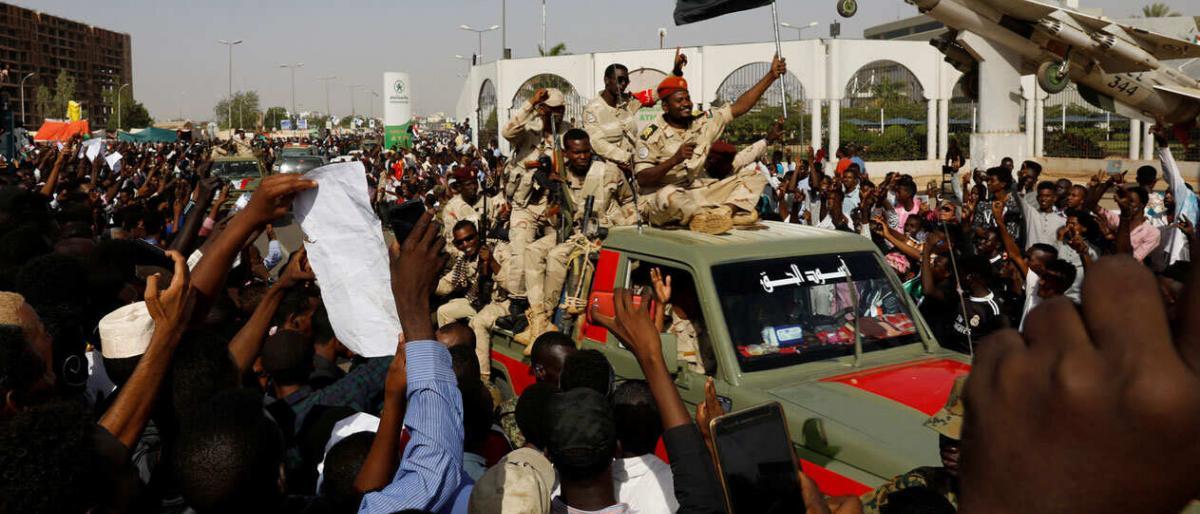 المعارضة ترفض تقرير النيابة حول فض اعتصام الخرطوم