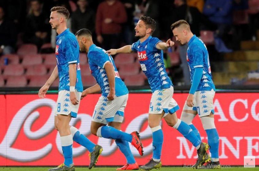 تعادل نابولي يؤجل تتويج يوفنتوس بلقب الدوري الإيطالي