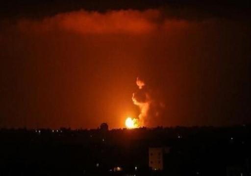 سماع دوي انفجار غربي العاصمة الإيرانية طهران
