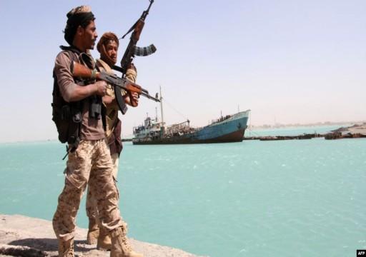 الحوثيون يتهمون التحالف بقيادة السعودية باحتجاز 15 سفينة نفطية