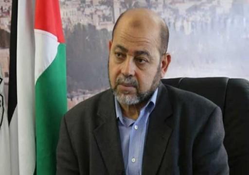 أبو مرزوق: مواقف الدول العربية السلبية من حماس راجع لضغوط أمريكية إسرائيلية