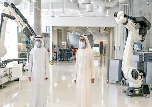 محمد بن راشد: الإمارات تراهن على الإنسان وعقله وخياله وإرادة لا تعرف المستحيل