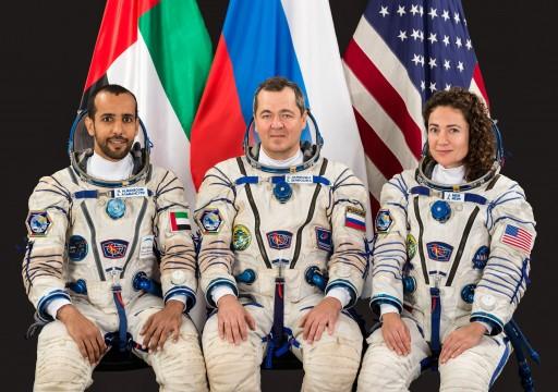 تضم رائد فضاء إماراتي.. تعرف على الطاقم الأساسي لرحلة سيوز الفضائية