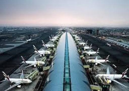 تراجع حركة المسافرين بمطار دبي خلال 2019