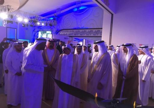 حاكم عجمان يفتتح مؤتمر عجمان الدولي للتخطيط العمراني التاسع