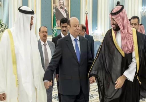 """إعلام أبوظبي يهاجم السعودية من بوابة اتفاق الرياض ويصفها بـ""""المرتبكة"""""""