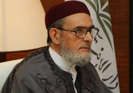 الغرياني يدعو الليبيين للتظاهر دعما لتعاون أنقرة وطرابلس