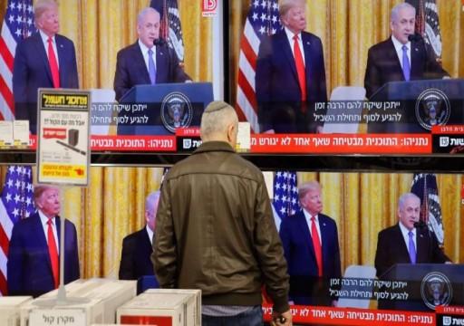 مصادر إسرائيلية وأمريكية: البيت الأبيض سيحسم موقفه من مخطط الضم خلال يومين