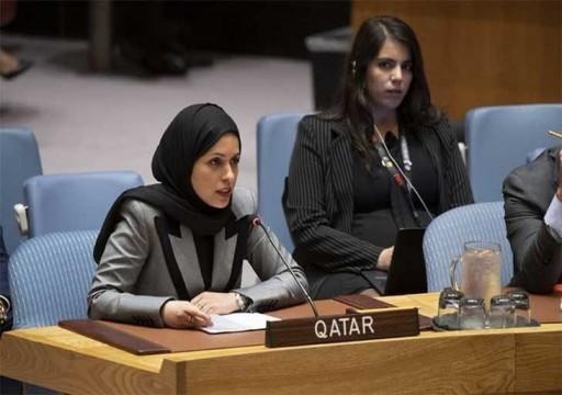 قطر تجدد دعمها لجهود الكويت لحل الأزمة الخليجية