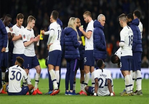 ركلات الترجيح تُقصي توتنهام من كأس الاتحاد الإنجليزي