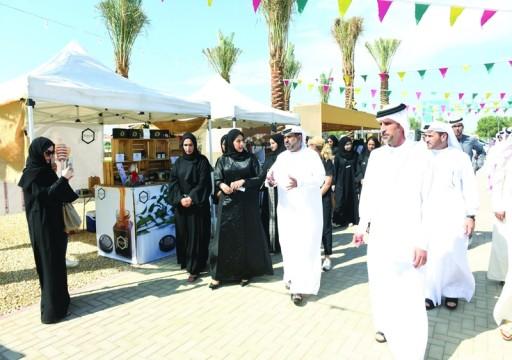 «تنمية المجتمع» تدعم الأسر الإماراتية المنتجة