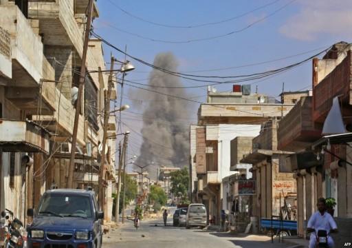 البنتاغون يدعو المجتمع الدولي للضغط على نظام الأسد لإيقاف هجماته على إدلب