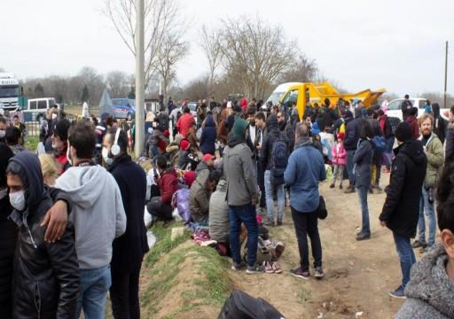 الاتحاد الأوروبي يطالب بتحقيق حول عنف اليونان ضد طالبي اللجوء