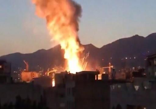 إيران.. انفجار في العاصمة طهران يقتل شخصين ويلحق أضرارا بمصنع