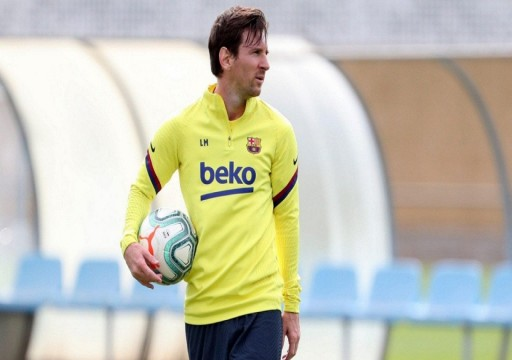 تطور مهم بشأن إصابة ليونيل ميسي قائد نادي برشلونة وعودة لويس سواريز