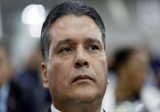 استقالة رئيس البرلمان الجزائري معاذ بوشارب