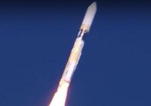 إطلاق القمر الصناعي خليفة سات بنجاح صباح اليوم