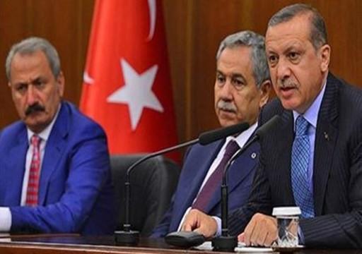 أردوغان يشارك في مؤتمر عبر الفيديو لمجموعة العشرين الخميس