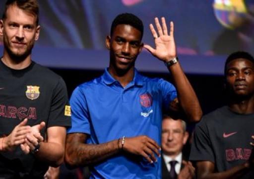 برشلونة يبرم مع فيربو رابع صفقاته الصيفية