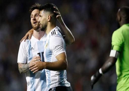 مدافع البرازيل: ندرك جيداً خطورة ميسي في المباراة القادمة