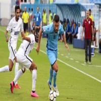 النصر يقلب الطاولة على حتا في دوري الخليج العربي