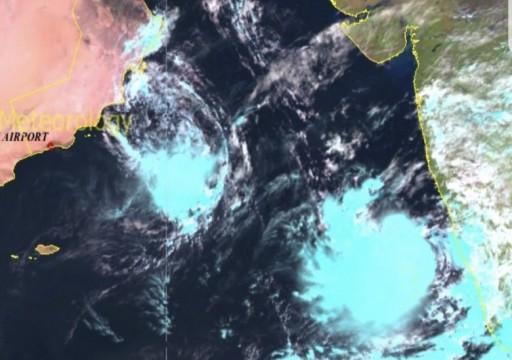 الأرصاد يحذر من اضطراب البحر بسبب العاصفة المدارية مها