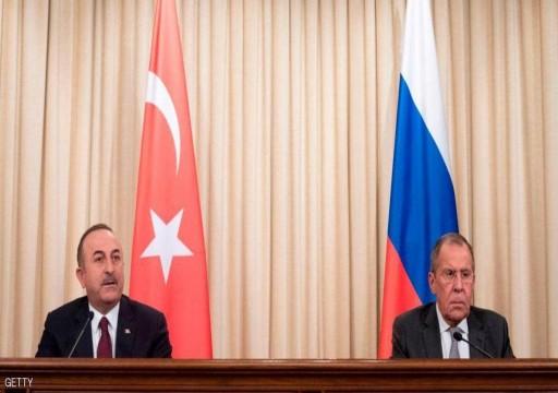 تركيا تؤكد انتهاء محادثاتها بموسكو دون نتيجة