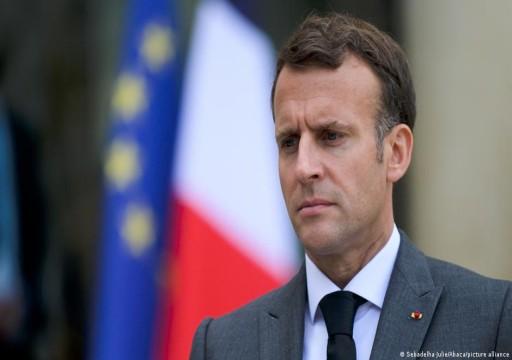 """مباحثات إسرائيلية فرنسية لإنهاء ملف التجسس على ماكرون بواسطة برنامج """"بيغاسوس"""""""