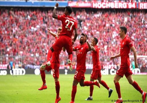 تخفيض مؤقت 20 % لرواتب لاعبي ومديري بايرن ميونيخ