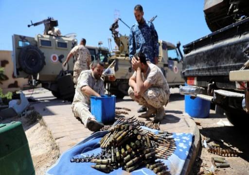 ليبيا.. قوات الوفاق تعلن سيطرتها على مخزن ذخيرة جنوبي طرابلس