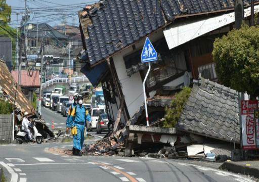 زلزال بقوة 7.5 درجة يضرب روسيا وتحذيرات من تسونامي
