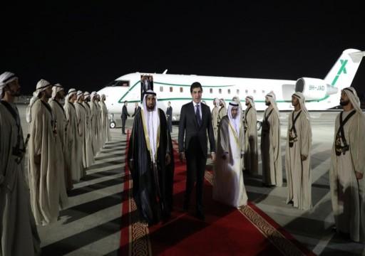 زيارات نيجرفان البارزاني المتكررة إلى أبوظبي تثير التساؤلات!