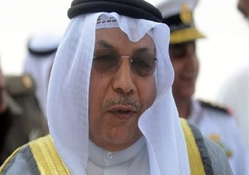 وزير الداخلية الكويتي يبحث مع السفير القطري تعزيز العلاقات