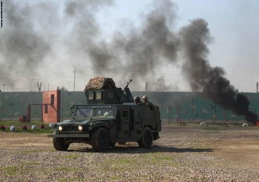 سقوط ثلاثة صواريخ قرب مطار بغداد ولا إصابات