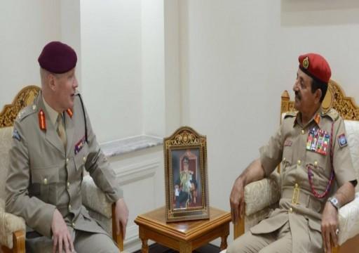 عٌمان تجري محادثات عسكرية مع بريطانيا وكوريا الجنوبية
