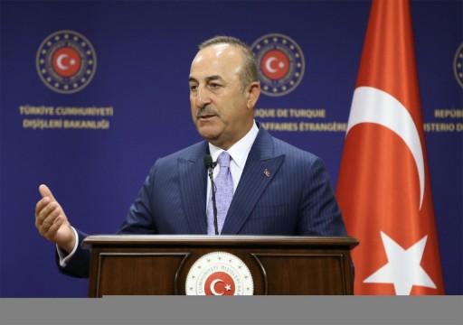 """تركيا تهاجم سياسة فرنسا """"التدميرية"""" في ليبيا"""