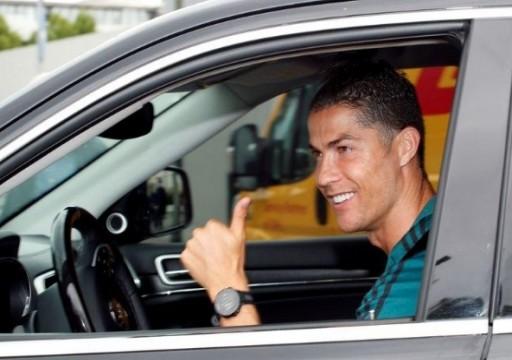 رونالدو يعود لتدريبات يوفنتوس بعد غياب استمر شهرين