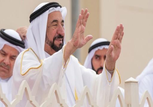 سلطان القاسمي: علينا واجب تجاه بلدنا وديننا والإنسانية