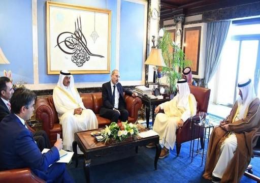 الكويت والأردن يؤكدان أهمية خفض التصعيد في الخليج