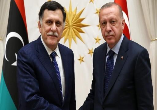 تركيا تبدي استعدادها للبدء سريعا في إعادة إعمار ليبيا