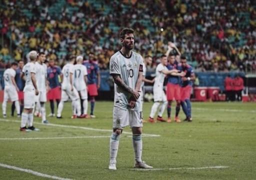الأرجنتين تتعادل مع باراغواي وتحافظ على آمالها في بلوغ دور الثمانية