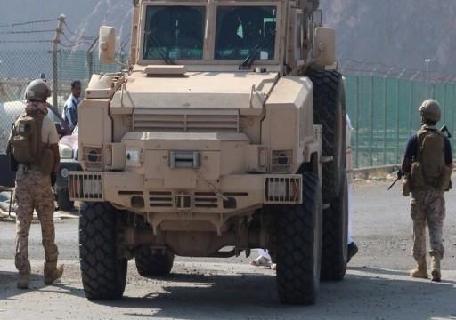 محافظ شبوة يرفع إلى هادي شكوى ضد القوات الإماراتية