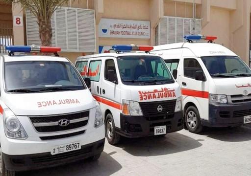 مجلس الشارقة الرياضي يوجّه الأندية بتوفير 15 سيارة إسعاف